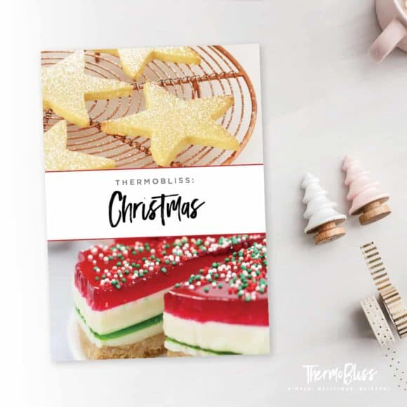 Thermomix Christmas Cookbook