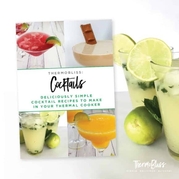 Thermomix Cocktails Cookbook