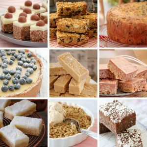 Browse the 10 most popular recipes of 2018 on Bake Play Smile... from a simple fudge to classic slices, delicious cakes and more!