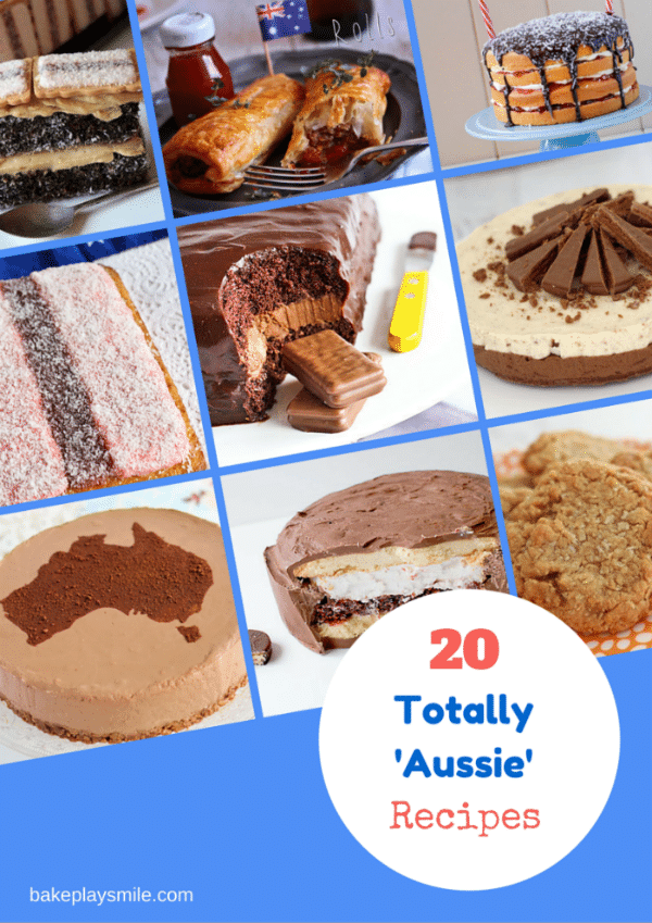 Famous Australian recipes