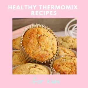 A collection of simple and healthy Thermomix recipes for kids... slices, bliss balls, muffins, pasties, meatballs and more!