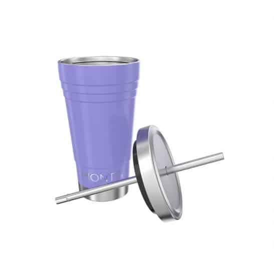 MontiiCo Violet Smoothie Cup
