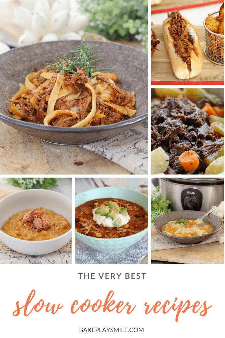 Slow Cooker Dinner Recipes