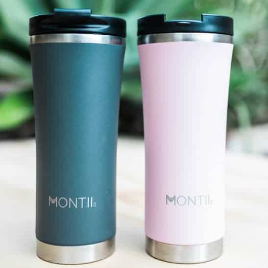 Montii.Co Reusable Coffee Cup