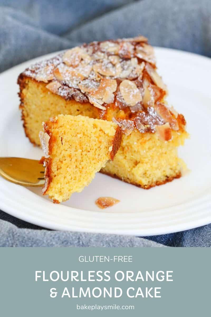 Flourless Orange Cake Recipe