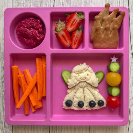 Princess Sandwich Cutters | Lunch Punch Pairs