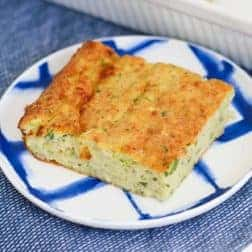 Our quick and easy Zucchini Slice recipe takes just 10 minutes to prepare and is a classic family favourite. This freezer-friendly recipe is perfect for lunch boxes or an easy family dinner.