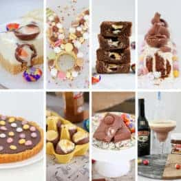 A collection of 20+ of the very best Easter recipes... from hot cross buns to cakes, desserts to kids recipes, brownies, slices, cocktails and more!
