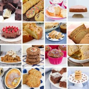 35+ Easy Baking Recipes Using Basic Ingredients