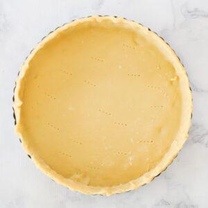 3 Ingredient Quiche Crust