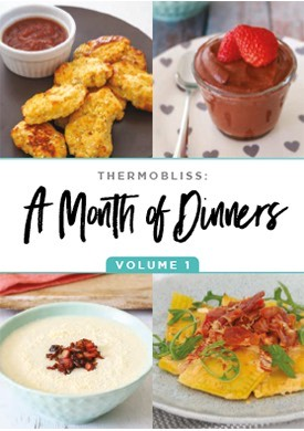 a month of dinners vol 1