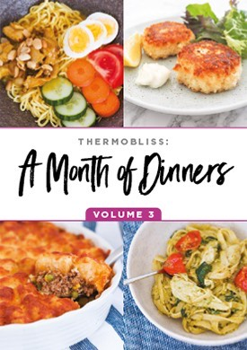 a month of dinners volume 3