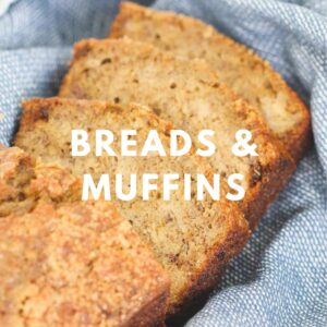 Thermomix Breads & Muffins